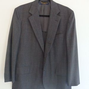 Brooks Brothers 346 3 Button Blazer Size 42S